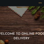 Online food delivery project in java with source code
